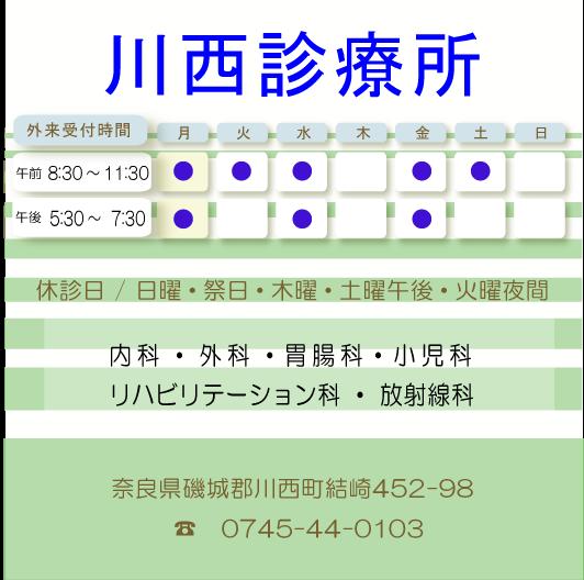 川西診療所